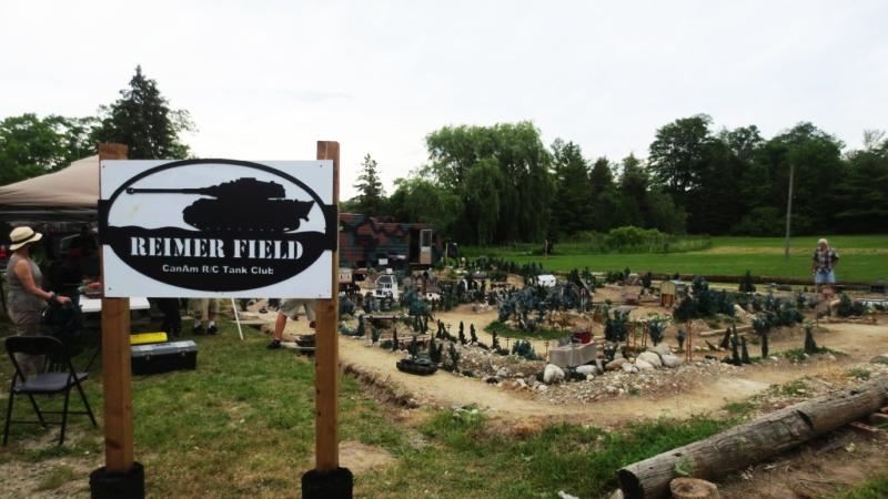 The Reimer Field @ Waterloo Location